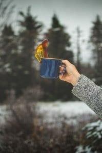 coffee invernal