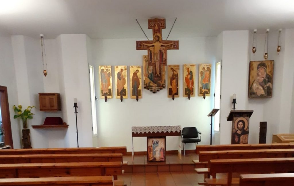 Capilla San Cristóbal